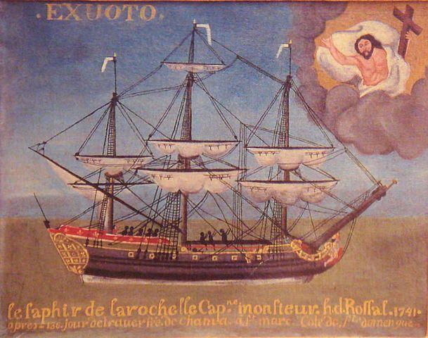 609px-La_Rochelle_slave_ship_Le_Saphir_1741