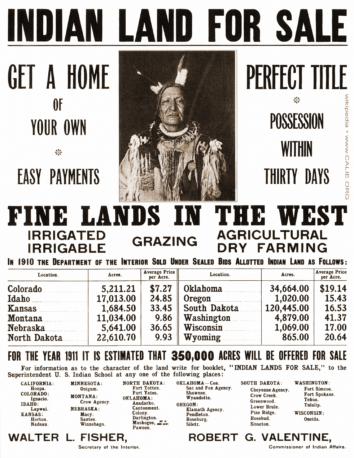 Indian_Land_for_Sale_Poster